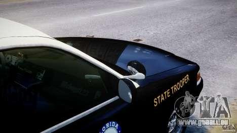 Ford Crown Victoria Fl Highway Patrol Units ELS für GTA 4 Räder