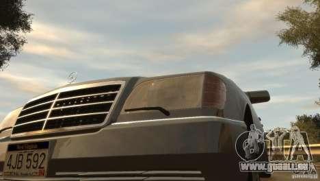 Mersedes-Benz 500SE Wheels 2 pour GTA 4 est un droit