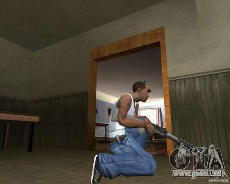 W1200 pour GTA San Andreas deuxième écran