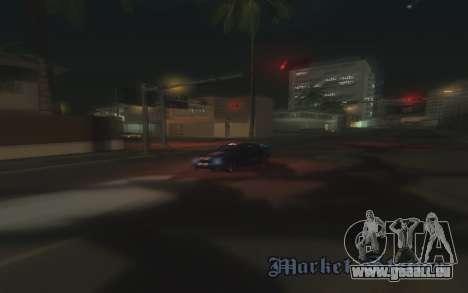 ENB v3.0 by Tinrion für GTA San Andreas her Screenshot