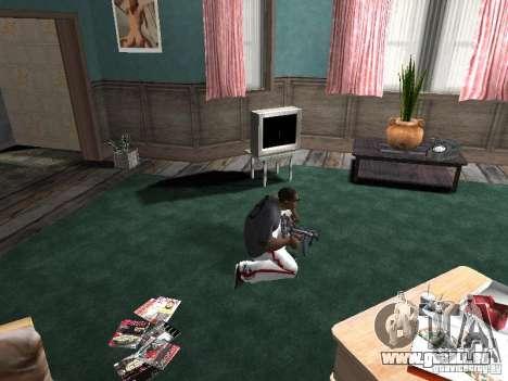 Atem für GTA San Andreas dritten Screenshot