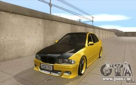 BMW M5 E39 - FnF4 pour GTA San Andreas