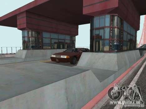 Bridge Pay für GTA San Andreas zweiten Screenshot