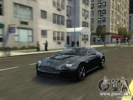 Aston Martin V12 Vantage 2010 V.2.0 pour GTA 4 est un droit