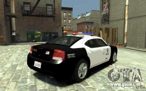 Dodge Charger LAPD V1.6 für GTA 4 rechte Ansicht