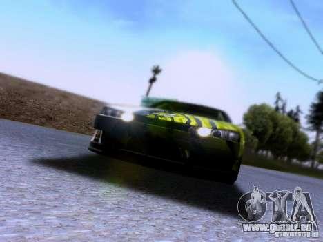 Nissan Silvia S14 Matt Powers v3 pour GTA San Andreas vue de droite
