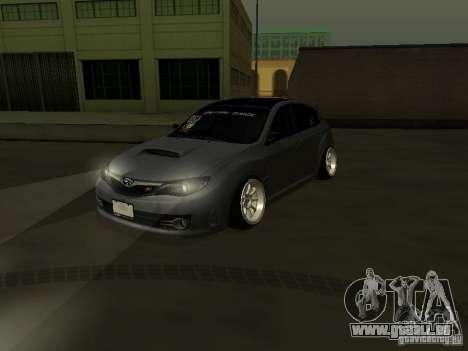Subaru Impreza STI hellaflush für GTA San Andreas