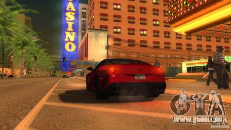 Sunny ENB Setting Beta 1 für GTA San Andreas