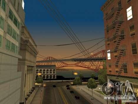 New Sky Vice City für GTA San Andreas siebten Screenshot