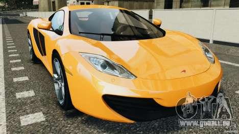 McLaren MP4-12C v1.0 [EPM] pour GTA 4