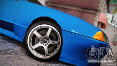 FM3 Wheels Pack pour GTA San Andreas douzième écran