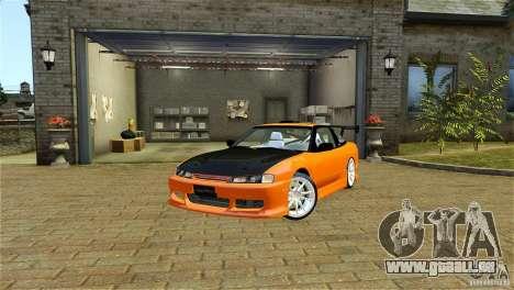 Nissan Sil1480 Drift Spec pour GTA 4