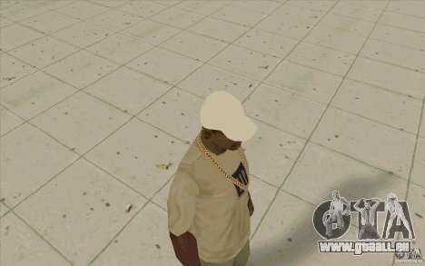 Cap captrucka pour GTA San Andreas deuxième écran