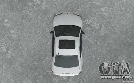 Saturn Ion Quad Coupe pour GTA San Andreas vue intérieure