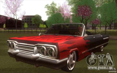 Savanna HD pour GTA San Andreas