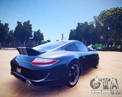 Porsche 911 Sport Classic 2011 v2.0 für GTA 4 rechte Ansicht