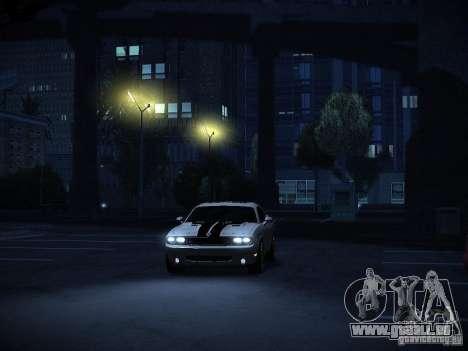 ENB Series by Raff V3.0 pour GTA San Andreas quatrième écran