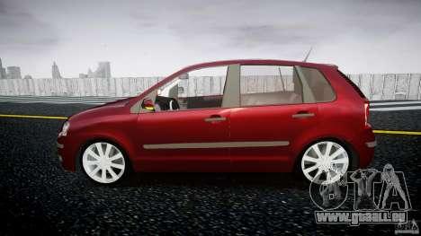 Volkswagen Polo 1998 pour GTA 4 est une gauche