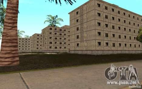 Une petite ville russe sur la rue Grove pour GTA San Andreas quatrième écran