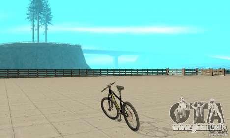 GT Dirtbike v.2 pour GTA San Andreas laissé vue