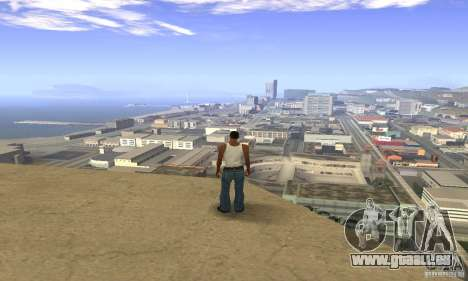 Sunshine ENB Series by Recaro pour GTA San Andreas quatrième écran