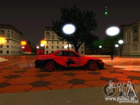 ENBSeries by Mick Rosin pour GTA San Andreas quatrième écran