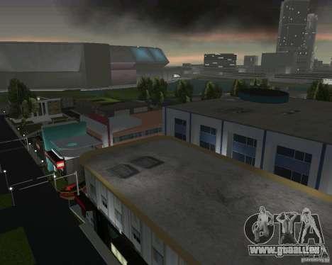 Retour à la future vallée de Hill pour GTA Vice City le sixième écran