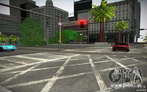 Route de HD (GTA 4 en Afrique du Sud) pour GTA San Andreas sixième écran