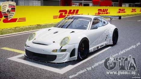 Porsche GT3 RSR 2008 SpeedHunters pour GTA 4
