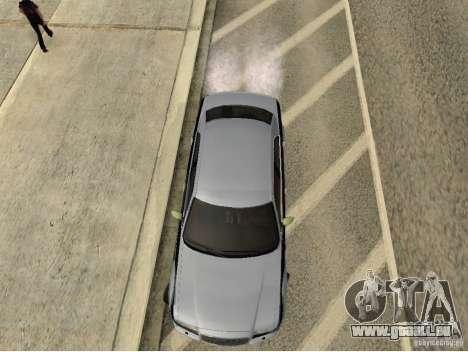 Chrysler 300 C pour GTA San Andreas vue de droite