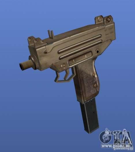 Weapon Textures für GTA 4