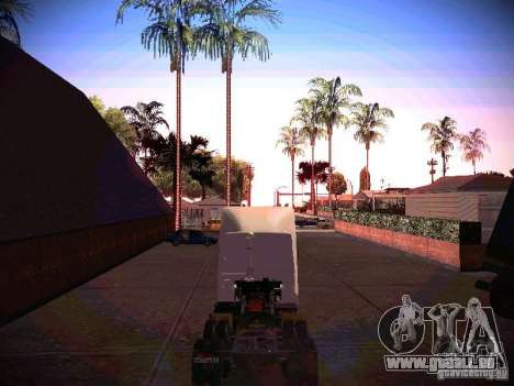 KAMAZ 54115 für GTA San Andreas rechten Ansicht