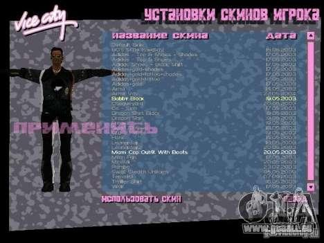 Pack von Skins für Tommy für GTA Vice City zweiten Screenshot