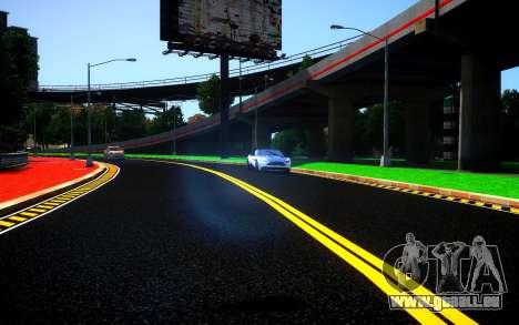 Different HD Roads für GTA 4 dritte Screenshot