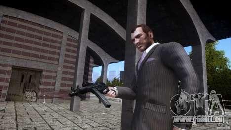 H&K MP5k pour GTA 4