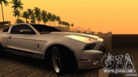 ENBSeries by dyu6 v2.0 pour GTA San Andreas septième écran
