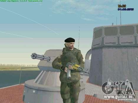 RF-Marine für GTA San Andreas