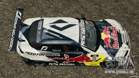 Mazda RX-8 Mad Mike pour GTA 4 est un droit