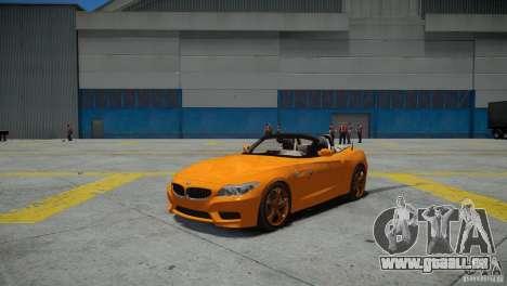 BMW Z4 sDrive 28is für GTA 4