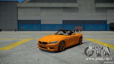 BMW Z4 sDrive 28is pour GTA 4