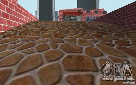 Neue Autohändler Wang Cars für GTA San Andreas fünften Screenshot