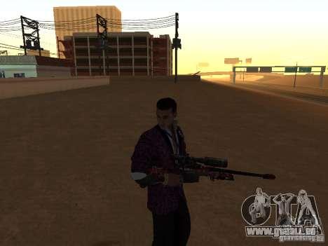 AWP pour GTA San Andreas troisième écran