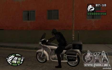 Blackwatch vom Prototyp für GTA San Andreas dritten Screenshot