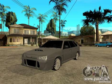 VAZ 2109 Tuning für GTA San Andreas