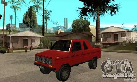 FSR Tarpan 237D (v.1) für GTA San Andreas