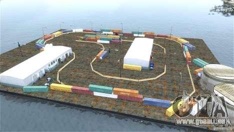 Blur Port Drift pour GTA 4
