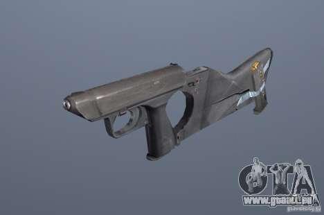 Grims weapon pack1 pour GTA San Andreas troisième écran