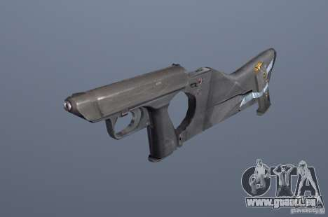 Grims weapon pack1 für GTA San Andreas dritten Screenshot