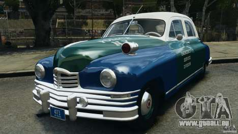 Packard Eight Police 1948 pour GTA 4