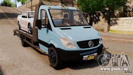 Mercedes-Benz Sprinter 3500 Car Transporter pour GTA 4